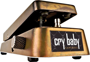 Jerry Cantrell Signature Crybaby Wah Guitar Effects Pedal