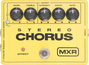 Stereo Chrous Pedal M134
