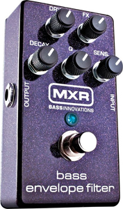 MXR Bass Envelope Filter Effects Pedal M82  [M82]