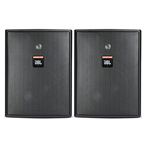 JBL Control 25AV - Black Pair