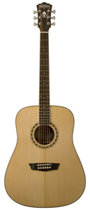 Washburn WD10S Acoustic Guitar - Natural [USM-WD10s]