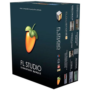 Image Line FL Studio 11 Signature Bundle [IL51381]