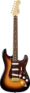 Fender Deluxe™ Players Stratocaster® - 3-Color Sunburst Rosewood Neck [0133000300]