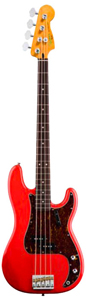 Squier Classic Vibe 60s Precision Bass - Fiesta Red [0303070540]