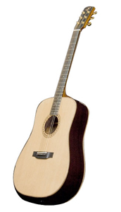 Bedell TB-24-G Dreadnought Acoustic Guitar [TB-24-G]