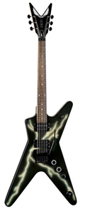 Dean Dimebag Black Bolt Floyd ML Electric Guitar [BBOLTF]