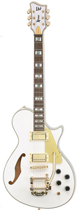 ESP LTD PC-1V X-Tone Paramount Vibrato Hollow Body Electric Guitar [xpc1vpw]