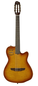 Godin ACS-SA/USB - Nylon Lightburst Flame - Blemished [034017F]