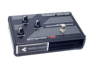 Roger Mayer Mongoose-X