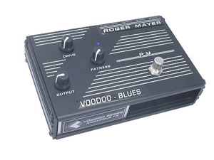 Roger Mayer Voodoo Blues [voodooblues]