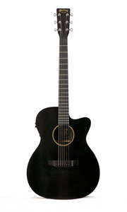 000CXE Acoustic Electric Guitar - Black