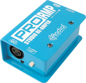 Radial Pro RMP Direct Box [R800-1125]