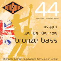 Rotosound RS 44LD Bronze Bass [rs44ld]