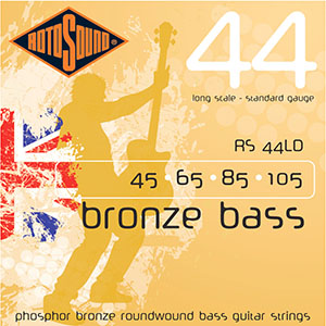 Rotosound RS 44LD Bronze Bass