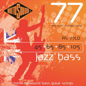 Rotosound RS77LD Jazz Bass Strings