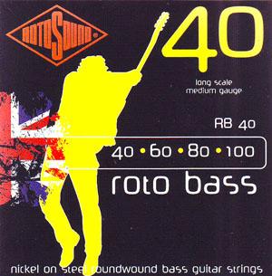 Rotosound RB40 Roto Bass