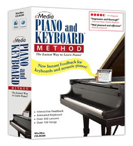 eMedia Piano & Keyboard Method v3.0 [EK02101]