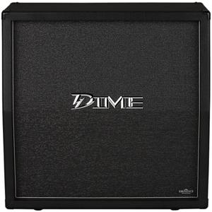 Dimebag 412 Slant Cabinet Black