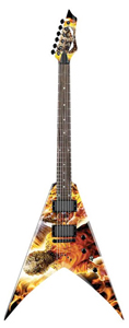 Dean Dave Mustaine VMNT-P End Game' Electric Guitar  [VMNT EG]