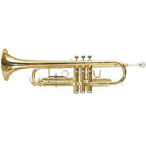 WI-815-TP Bb Trumpet