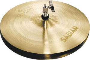 Neil Peart Paragon 13-inch Hi-Hat