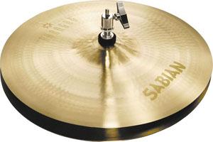 Sabian Neil Peart Paragon 13-inch Hi-Hat [np1302N_75209]
