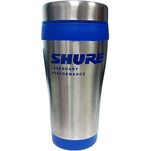Shure 8th Street Stainless Steel Drinkware []