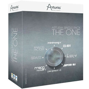 Arturia The One + Great One Free [010101]