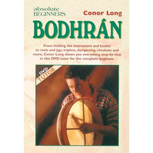 Waltons Long-Absolute Beginners Bodhran DVD []