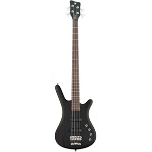 Warwick Corvette Basic 4-String Black Bass [RBG901943-09]