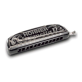 Hohner HOH255 Chrometta 12 - Key of G