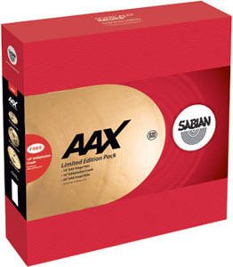 Sabian 25005XXP AAX Promotional Set - Limited Edition [25005XXP]
