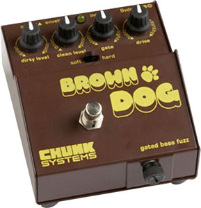 Chunk Systems Brown Dog [b-00d-1]