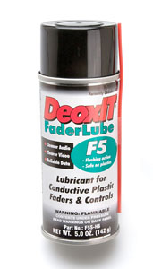 Hosa CAIG DeoxIT Fader Lube