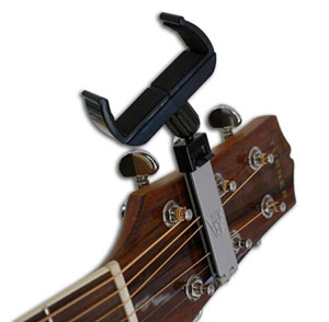 Guitar Headmount