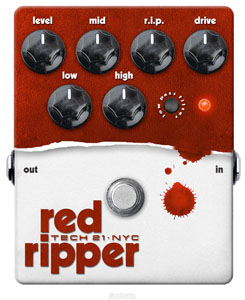Tech21 Red Ripper [Red Ripper/RIP]