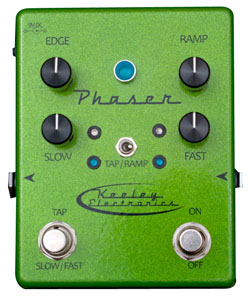 Keeley Electronics Phaser Pedal