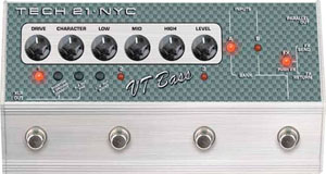Tech21 VT Bass Deluxe