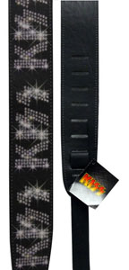 Planet Waves Kiss Strap Collection - Rhinestone