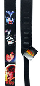Planet Waves Kiss Strap Collection - Alive II [25LK05]