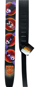 Planet Waves Kiss Strap Collection - Sonic Boom [25LK07]