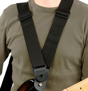 Planet Waves Dare Strap - Black [50DARE000]