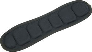 Planet Waves Gel Guitar Strap Shoulder Pad [pw-gsp]