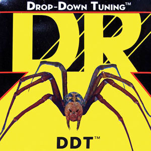 DR Drop Down Tuning Medium