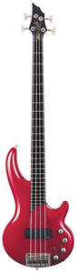 Curbow 4-String Red