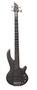Curbow 4-String - Grey Metallic