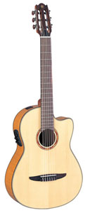 Yamaha NCX900FM Nylon String Acoustic-Electric Classical Cutaway [ncx900fm]