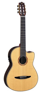 Yamaha NCX2000R Nylon String Acoustic-Electric Classical Cutaway [ncx2000r]