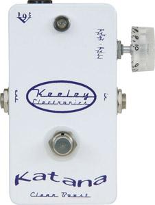Keeley Electronics Katana Pre Amp Clean Boost [katana]