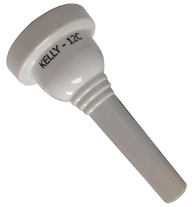 Trombone 12C - White Wedding Mouthpiece